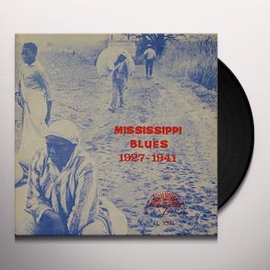 Skip James / Charlie Patton MISSISSIPPI BLUES Vinyl Record