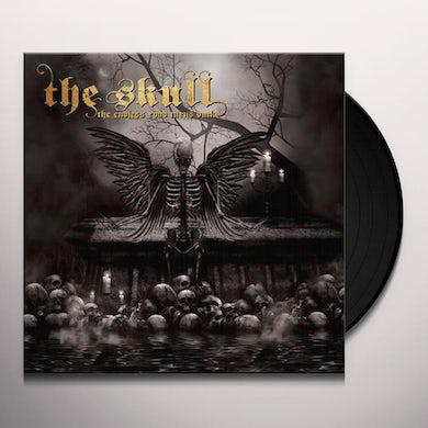 SKULL ENDLESS ROAD TURNS DARK Vinyl Record