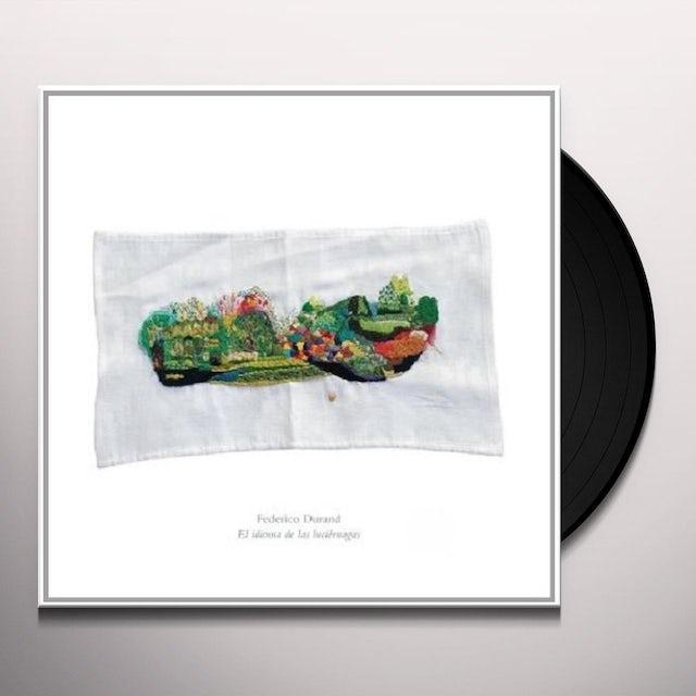 Federico Durand IDIOMA DE LAS LUCIERNAGAS Vinyl Record