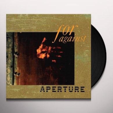 For Against APERTURE Vinyl Record