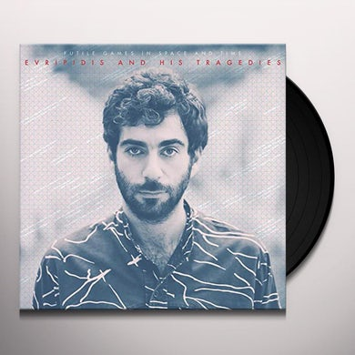 Evripidis And His Tragedies FUTILE GAMES IN SPACE AND TIME Vinyl Record