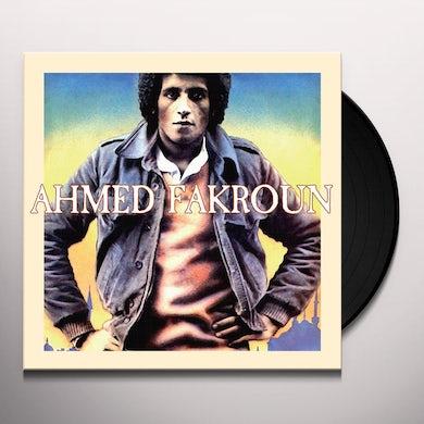 Ahmed Fakroun Vinyl Record