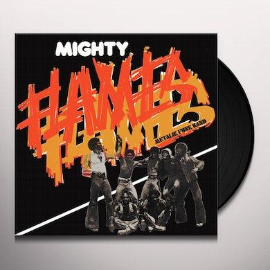 Mighty Flames METALIK FUNK BAND Vinyl Record