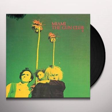 The Gun Club MIAMI Vinyl Record