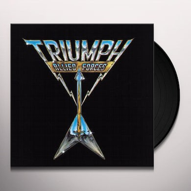 ALLIED FORCES Vinyl Record