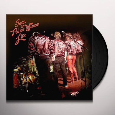 LIVE Vinyl Record