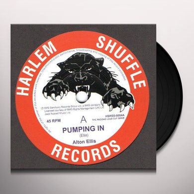 PUMPING IN / KNOCK ON WOOD Vinyl Record