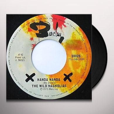 Wild Magnolias HANDA WANDA Vinyl Record