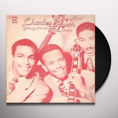 Charles Brown SUNNY ROAD 1945-60 Vinyl Record