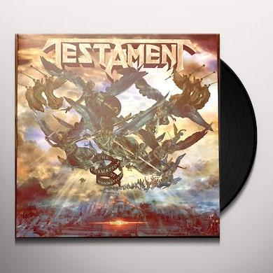 Testament FORMATION OF DAMNATION Vinyl Record