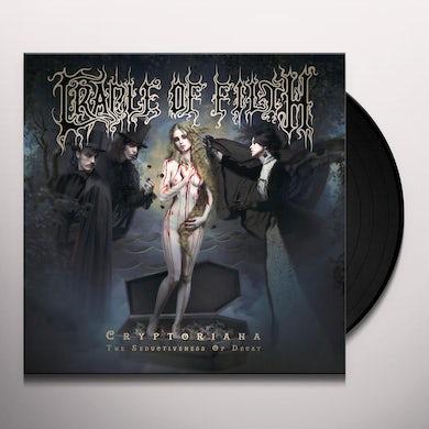 Cradle Of Filth CRYPTORIANA: THE SEDUCTIVENESS OF DECAY Vinyl Record