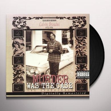 Murder Was The Case / O.S.T. MURDER WAS THE CASE / Original Soundtrack Vinyl Record