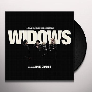 Hans Zimmer WIDOWS Original Soundtrack Vinyl Record