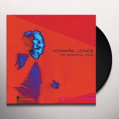 Howard Jones PEACEFUL TOUR Vinyl Record