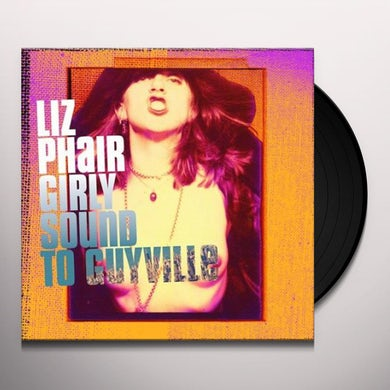 Girly-Sound to Guyville (The 25th Anniversay Edition) Vinyl Record