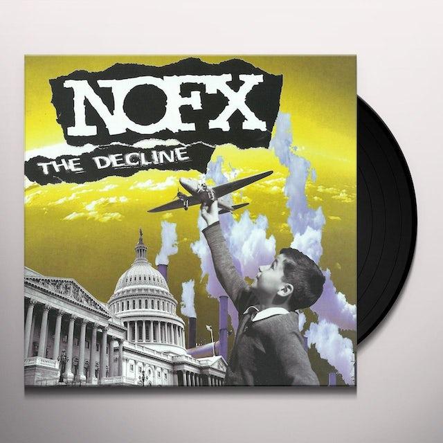 Nofx DECLINE Vinyl Record