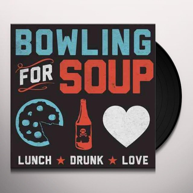 Bowling For Soup LUNCH DRUNK LOVE Vinyl Record