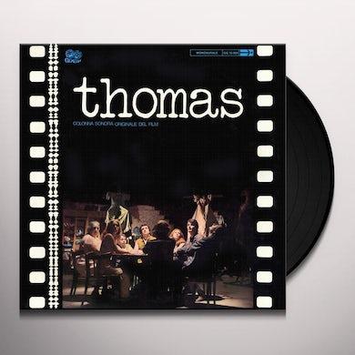 Amedeo Tommasi THOMAS: COLONNA SONORA ORIGINALE DEL FILM - Original Soundtrack Vinyl Record