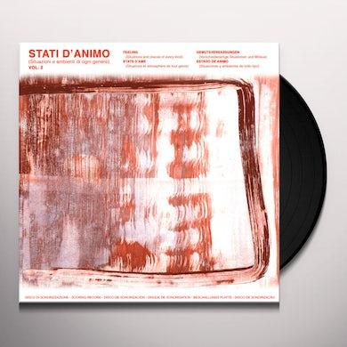 Nico Fidenco STATI D'ANIMO 2 Vinyl Record
