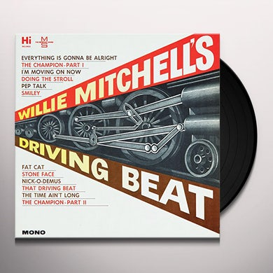 S DRIVING BEAT Vinyl Record