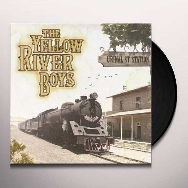 Yellow River Boys URINAL ST. STATION Vinyl Record