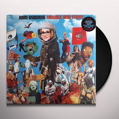 Joan Osborne Trouble And Strife Vinyl Record