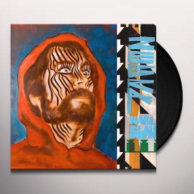 Karl Blau ZEBRA Vinyl Record