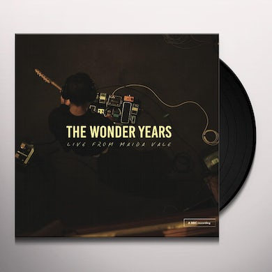THE WONDER YEARS LIVE FROM MAIDA VALE Vinyl Record