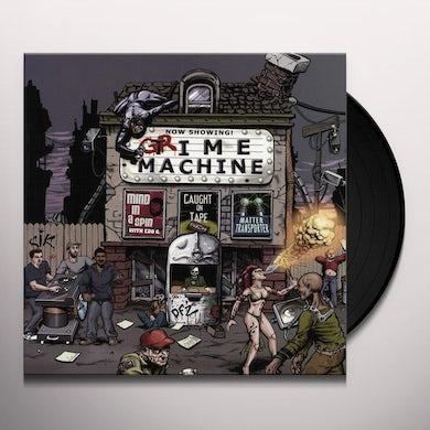 Time Machine GRIME MACHINE Vinyl Record
