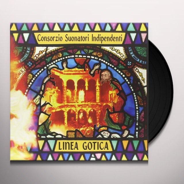 C.S.I. LINEA GOTICA Vinyl Record - Italy Release