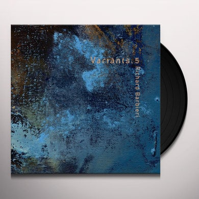 Richard Barbieri VARIANTS.5 Vinyl Record