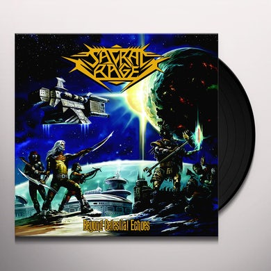 Sacral Rage BEYOND CELESTIAL ECHOES Vinyl Record