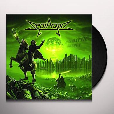 SEPTAGON APOCALYPTIC RHYMES Vinyl Record