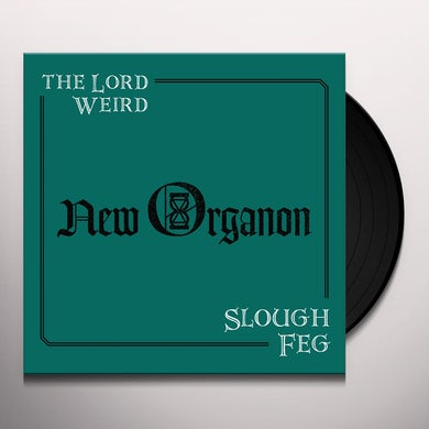 NEW ORGANON Vinyl Record