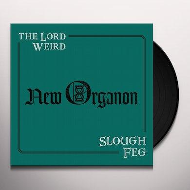 Lord Weird Slough Feg NEW ORGANON Vinyl Record