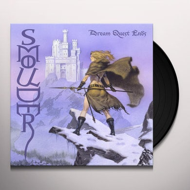 DREAM QUEST ENDS Vinyl Record