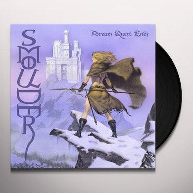 Smoulder DREAM QUEST ENDS Vinyl Record