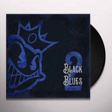 Black Stone Cherry BLACK TO BLUES 2 Vinyl Record