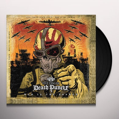 Five Finger Death Punch WAR IS THE ANSWER Vinyl Record