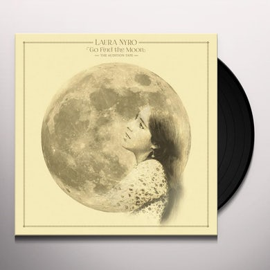 Laura Nyro Go Find The Moon: The Audition Tape Vinyl Record