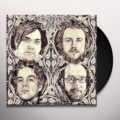 Monsters Of Folk Vinyl Record