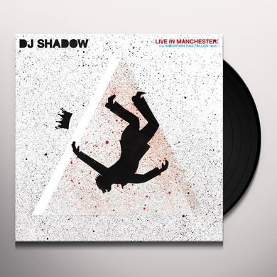 Dj Shadow Live In Manchester (2 LP) Vinyl Record