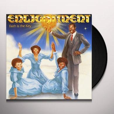 FAITH IS THE KEY Vinyl Record