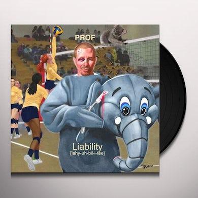 Prof LIABILITY Vinyl Record