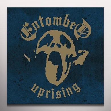 Entombed UPRISING Vinyl Record - Gatefold Sleeve, Red Vinyl, Limited Edition, Reissue, Colored Vinyl