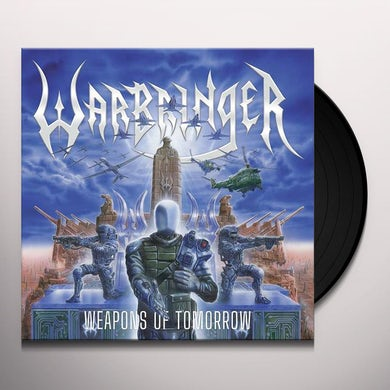Warbringer WEAPONS OF TOMORROW Vinyl Record