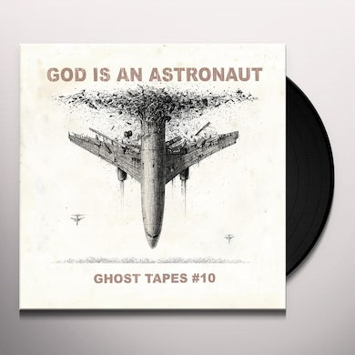 God Is An Astronaut GHOST TAPES #10 Vinyl Record