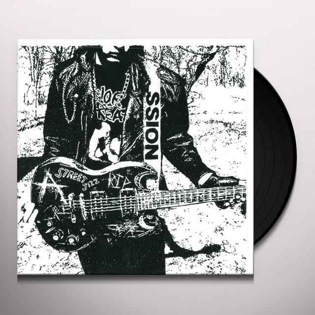 Ssion STREET JIZZ REMIXES Vinyl Record