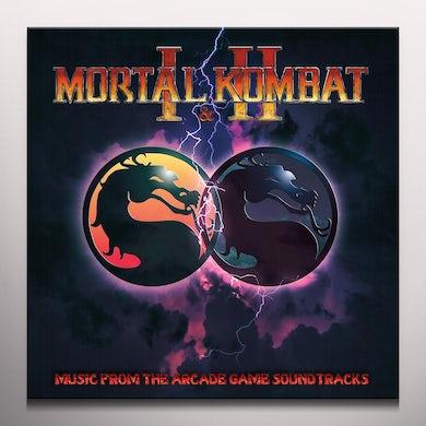 Dan Forden MORTAL KOMBAT I AND II - MUSIC FROM THE ARCADE Vinyl Record