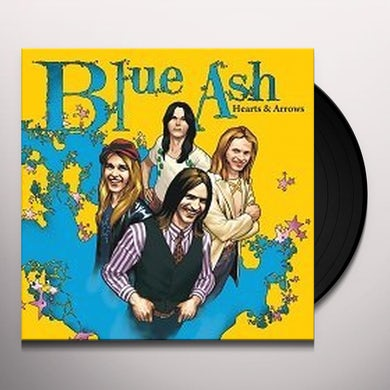 Blue Ash HEARTS & ARROWS Vinyl Record